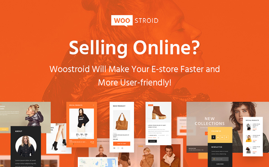 60+ Best Ecommerce Themes for Any Online Business