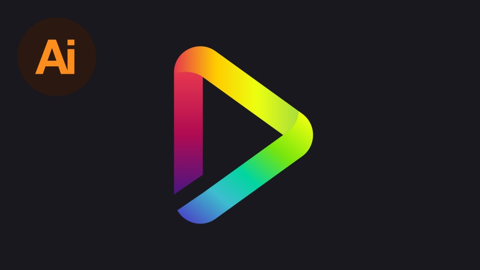 dansky_draw-colorful-play-logo-in-adobe-illustrator