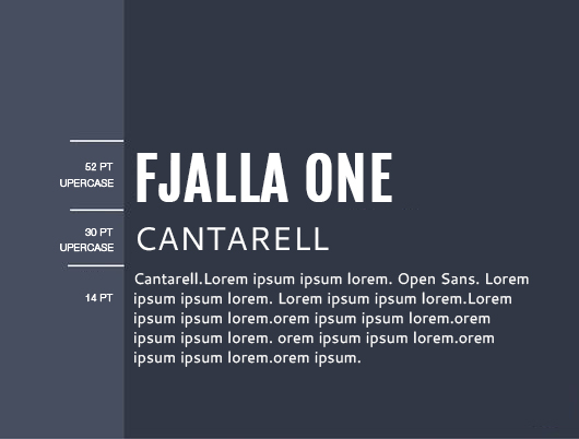 15 Great Google Font Combinations For Your Next Project Design