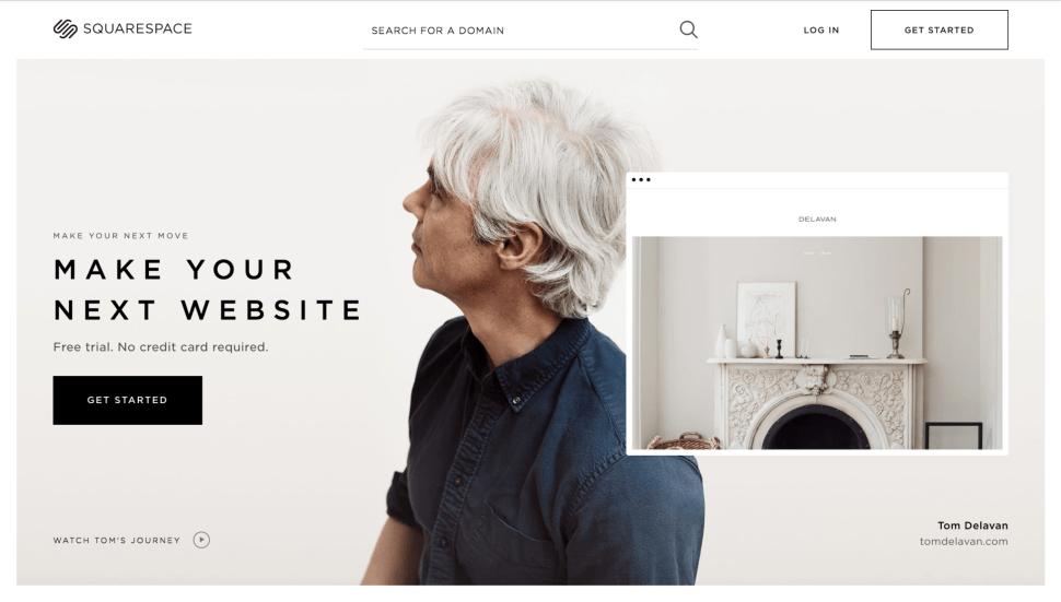 squarespace redesign