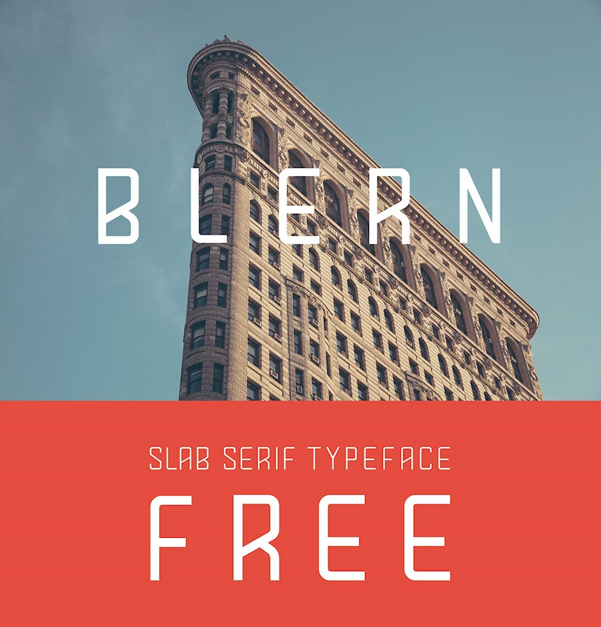 blern-font