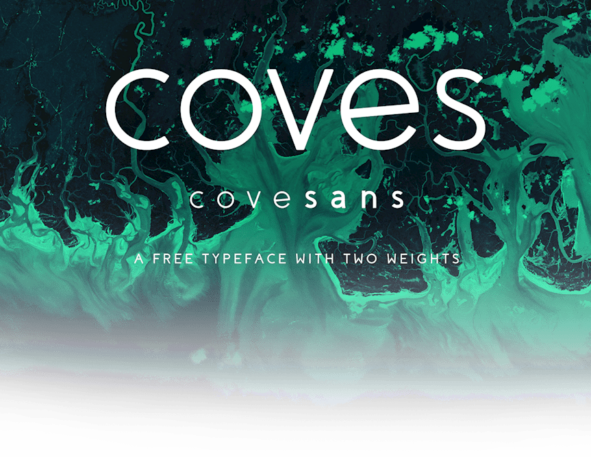 coves-free-font