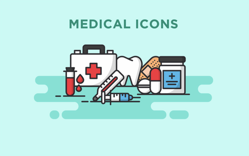 20 Free Medicine Icon Sets You Can Use