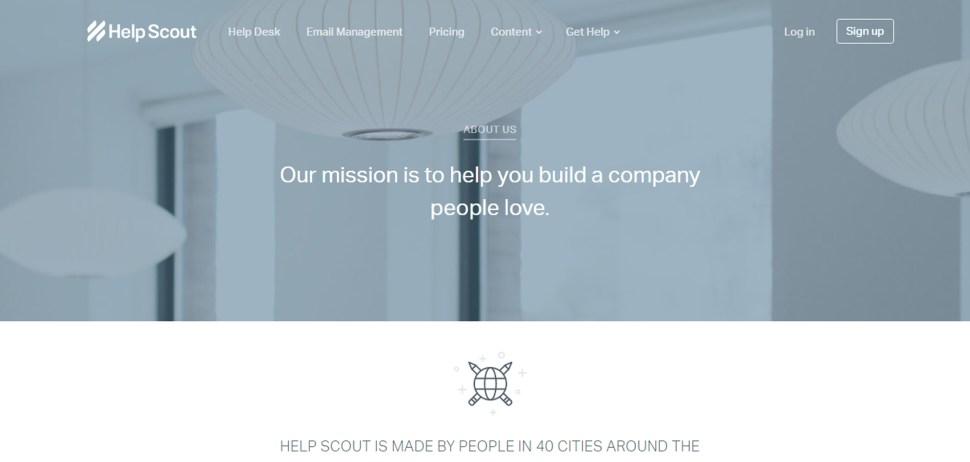 help scout design