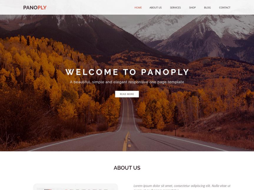 panoply-theme