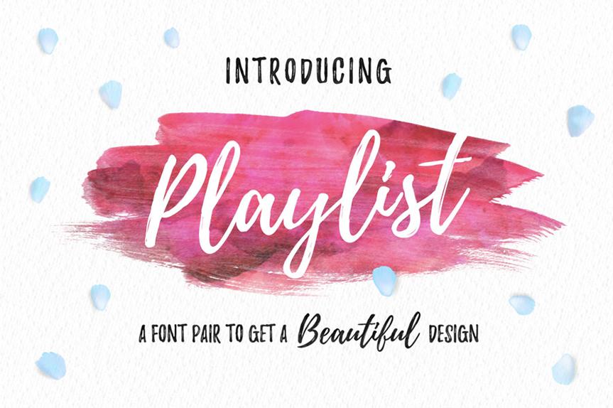 playlist-font