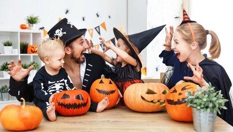 Happy Halloween, social cindy website building, social cindy facebook campaigns