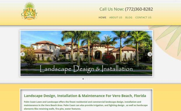 Palm Coast Lawn And Landscape 1200x725