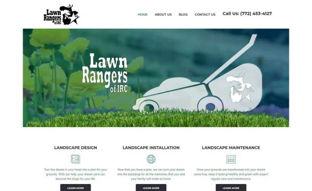 Website Design - Social Cindy.com - Vero Beach