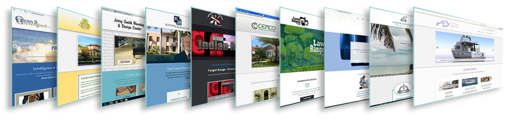 Array Of WEBSITE DESIGN Large