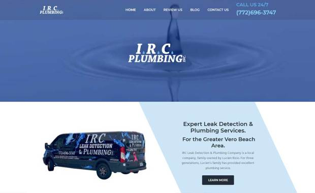 IRC-LeakDetection-PlumbingVeroBeach