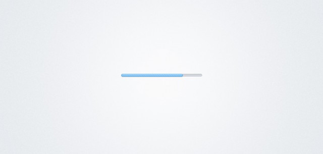 Miniature Progress Bar PSD