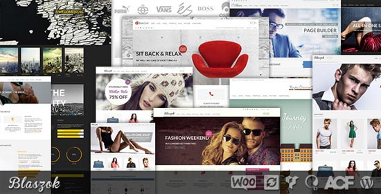 Blaszok-best-wordpress-theme-march-2014