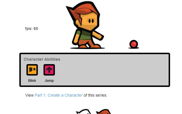 Creating a Game Character