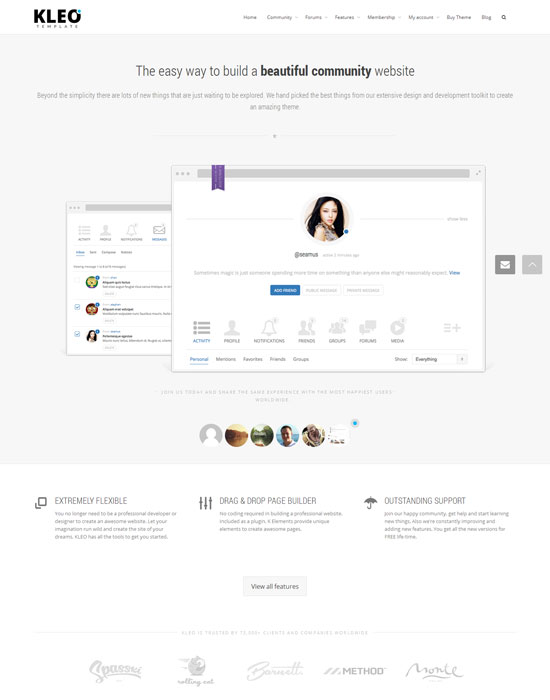 KLEO-Next-level-Premium-WordPress-Theme