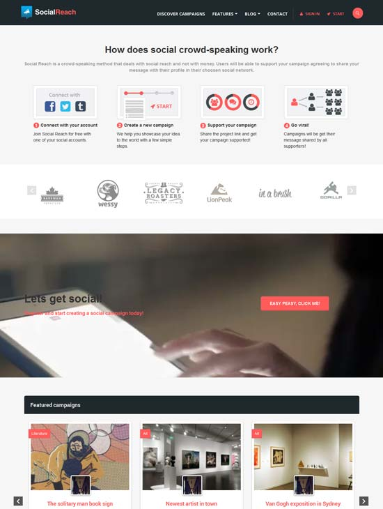 Social-Reach-best-wordpress-theme-march-2014
