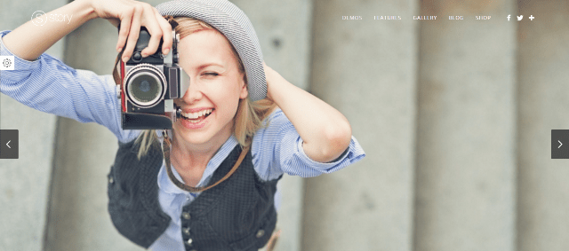 45+ Best Photography WordPress Themes 2017