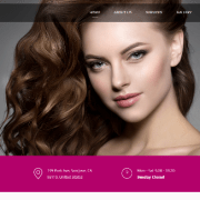 35+ Best Beauty Salon Website Templates