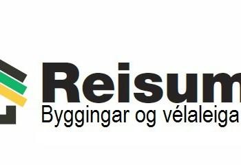 Reisum.is logo