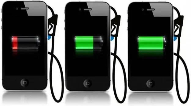 iphone şarj süresi