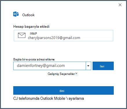 Gmail Okundu Bilgisi