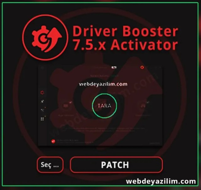 driver booster 7.5 patcher