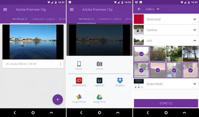 Android Video Düzenleme
