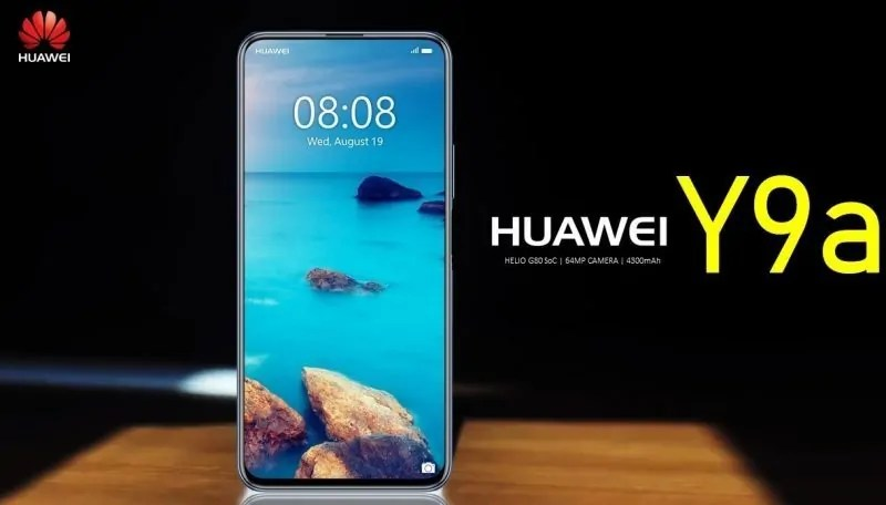 Huawei Y9a overview – software program on the net