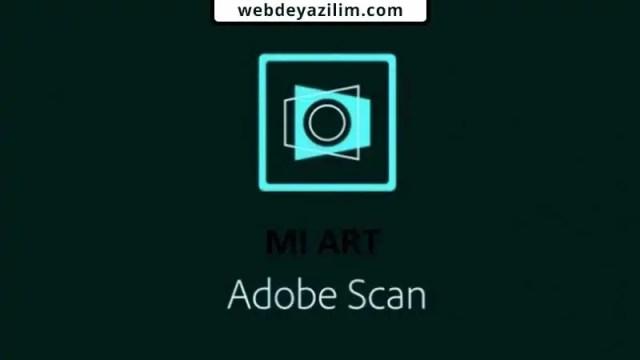 En iyi Belge Tarama Programı - Adobe Scan