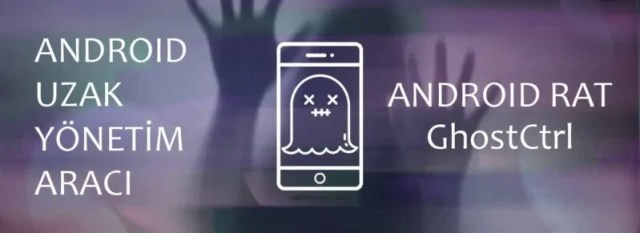 Android RAT - GhostCtrl