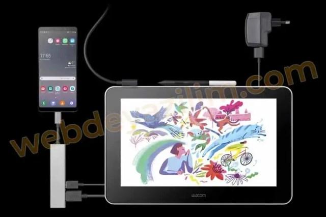 Wacom One Grafik Tablet