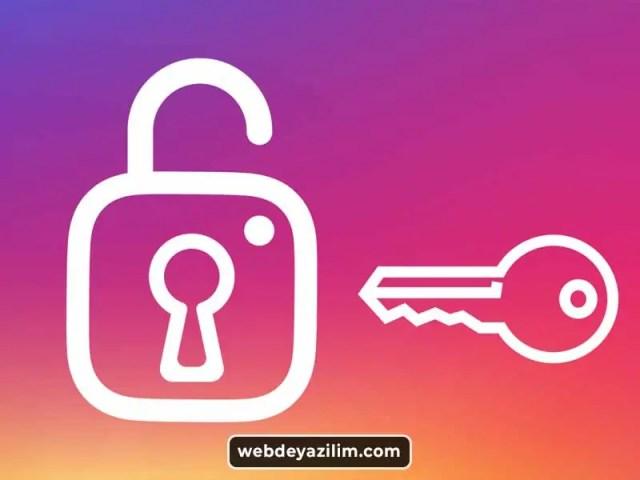 Başkasının Instagram hesabı nasıl KAPATILIR