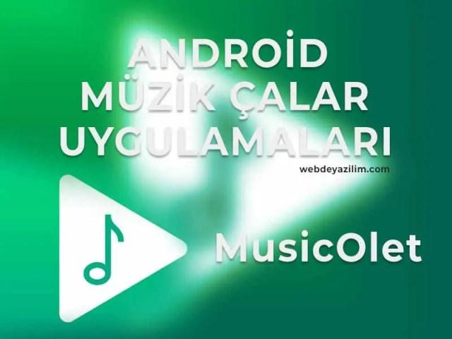 En iyi Android Müzik Çalar Uygulaması