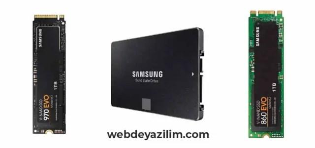 En iyi SSD - Oyun İçin en İyi SSD Modelleri