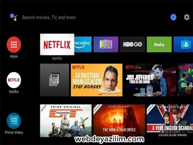 internet özelliği olmayan TV'ye internet bağlamak