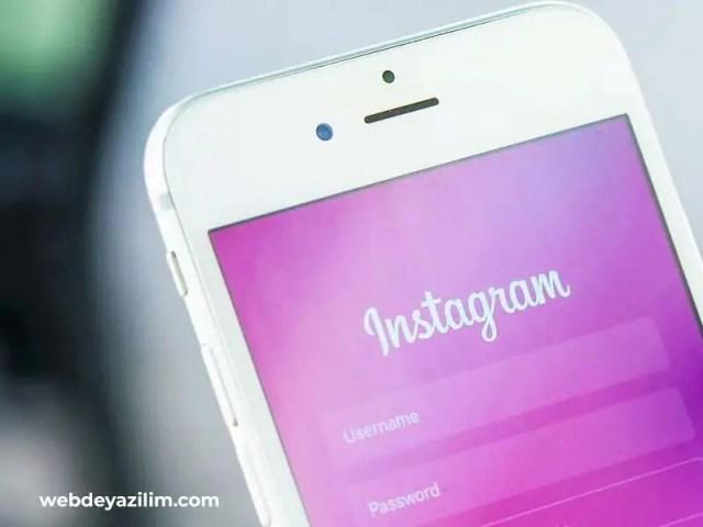 Instagram Hesabım Çalındı