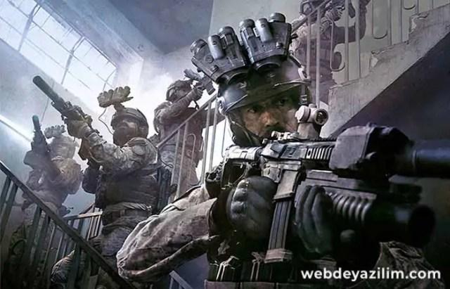 Call Of Duty Modern Warfare Önerilen Sistem Gereksinimleri