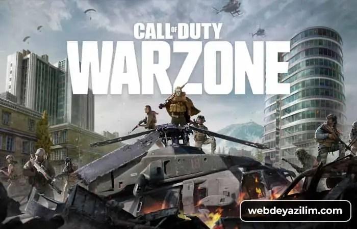 Call of Duty Warzone Minimum Sistem Gereksinimleri