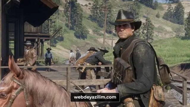 Red Dead Redemption 2 Minimum Sistem Gereksinimleri
