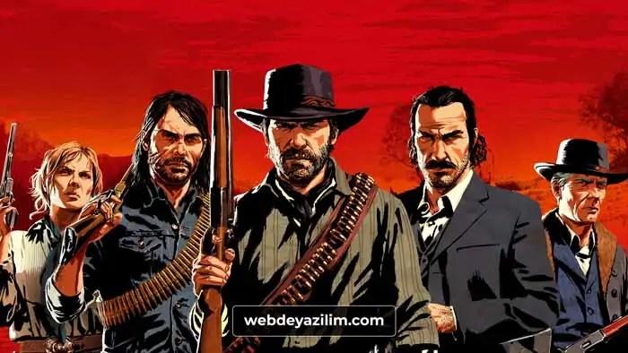 Red Dead Redemption 2 Önerilen Sistem Gereksinimleri