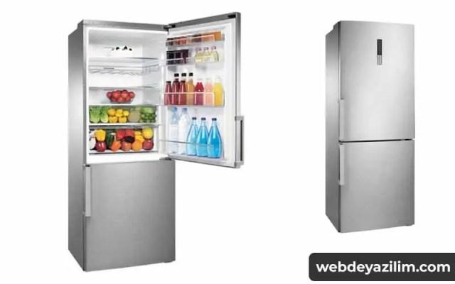 Samsung RL4353FBASL A++ Buzdolabı