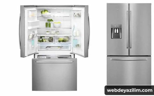 Electrolux EN6086MOX Buzdolabı