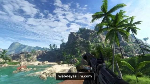 Far Cry 3 Minimum Sistem Gereksinimleri