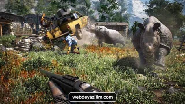 Far Cry 4 Minimum Sistem Gereksinimleri