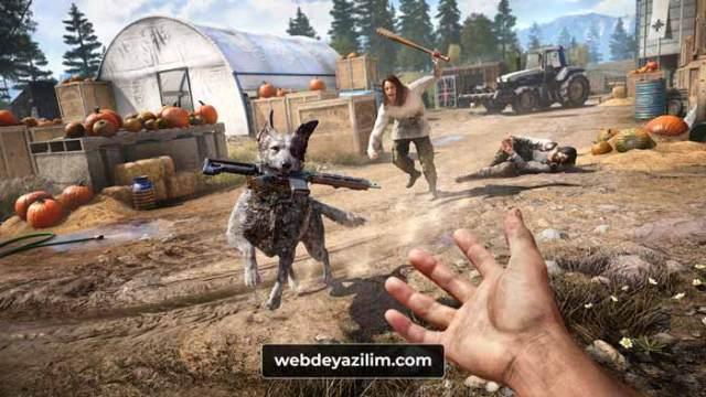 Far Cry 5 Önerilen Sistem Gereksinimleri