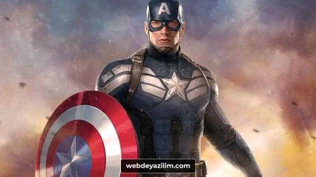Kaptan Amerika: İlk Yenilmezler