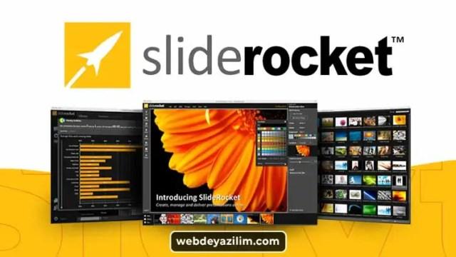 SlideRocket Powerpoint Sunumlarıyla Uyumludur!