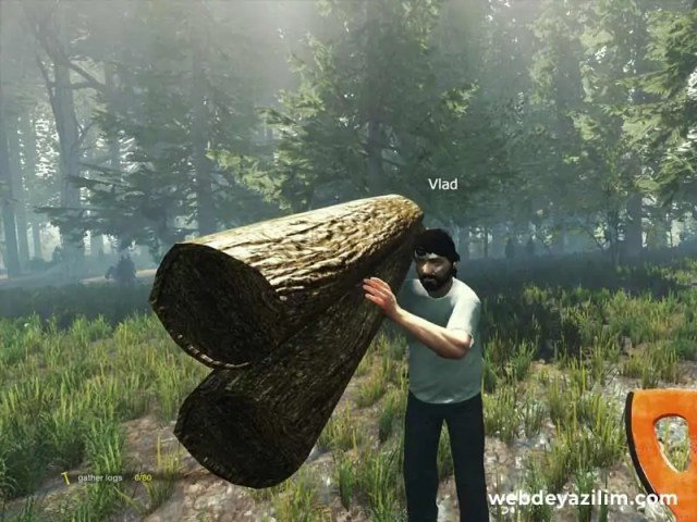 The Forest Sistem Gereksinimleri - The Forest Oyun