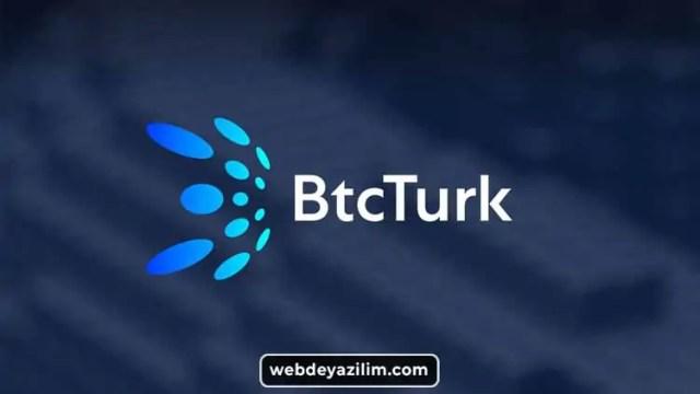 btcturk türk kripto para borsası