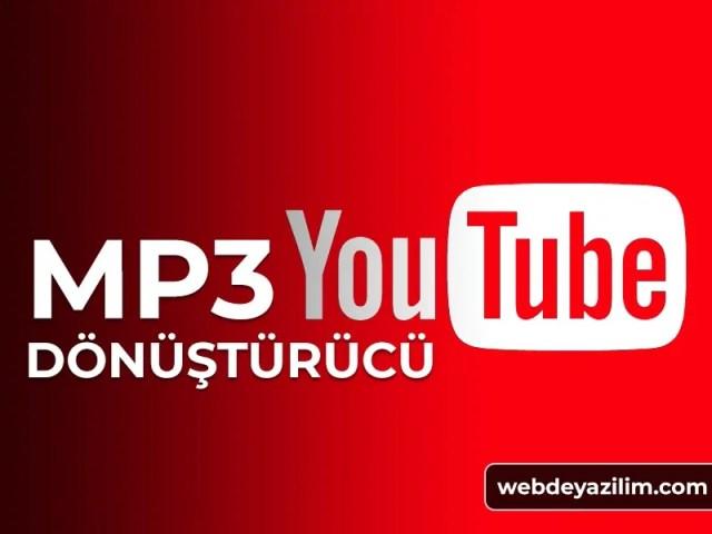YouTube MP3 İndirme Programı - MP3 İndirme